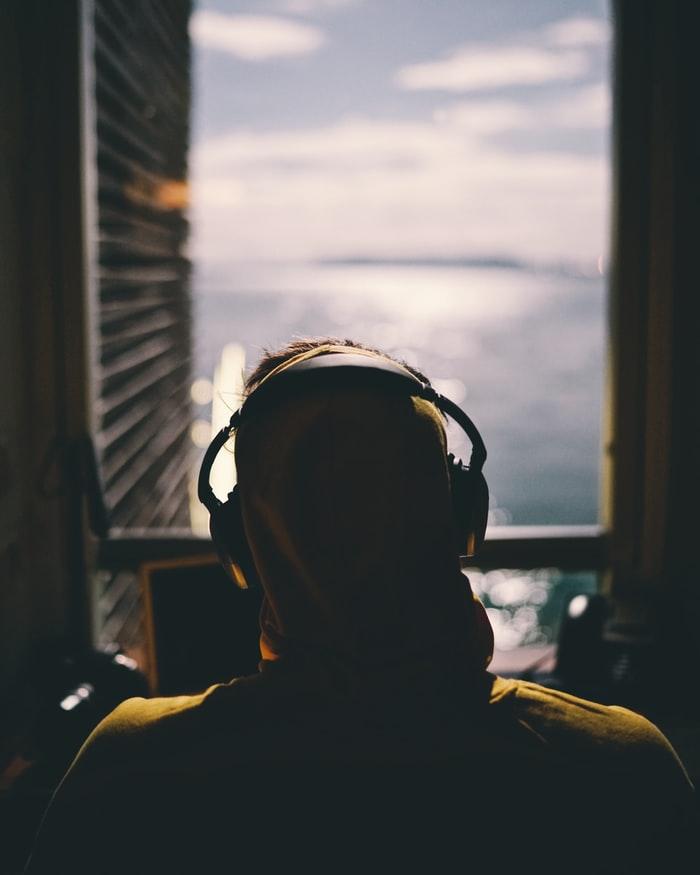 Un casque audio
